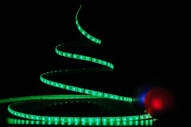 42c092fb10b Ilumina la Navidad con tiras LED - LedCoste.com - Iluminación led ...